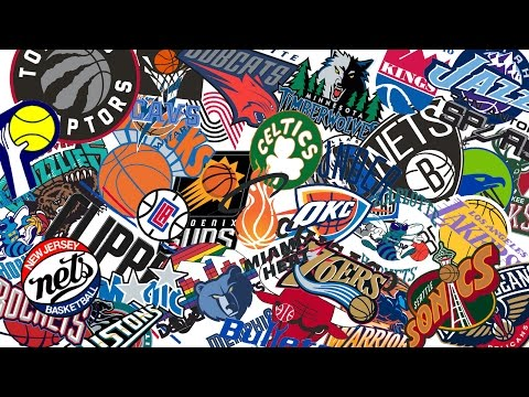 RANKING ALL NBA TEAMS BEST LOGOS #1