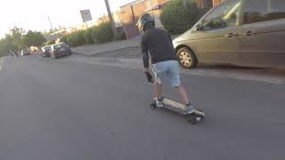 Portland Electric Skateboarding Crew // Ride on the Westside