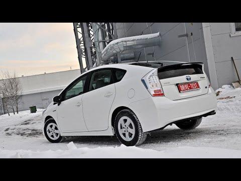 Обзор Toyota Prius, часть 1