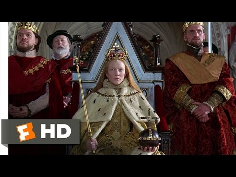 Elizabeth (4/11) Movie CLIP - Elizabeth Is Crowned (1998) HD