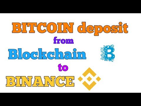 BITCOIN DEPOSIT IN BINANCE EXCHANGE FROM BLOCKCHAIN WALLET STEP BY STEP IN HINDI BY DINESH KUMAR