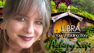 Libra March 2017 | Alchemy Scope for Evolution | Pisces New Moon Cycle