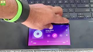 Asus ZenBook Pro 15 UX580 ScreenPad Review [Hindi]