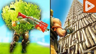 Top 10 Worst FORTNITE Player Types!