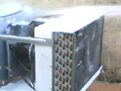 Acabamento para ar condicionado de janela