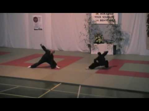 CMOM Aikido - 07.02.2009 - Gala des Arts Martiaux (Tai Chi Chuan) 1/11