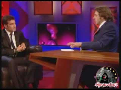 Clive Owen On Friday Night With Johnathan Ross (Part One)