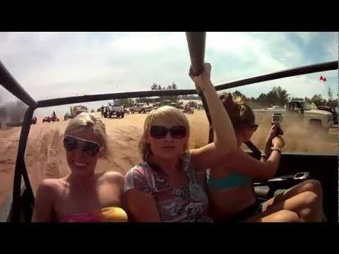 Silver Lake Sand Dunes 2012 Labor Day Teaser