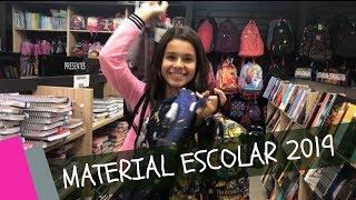 MATERIAL ESCOLAR 2019 - GABRIELLA SARAIVAH