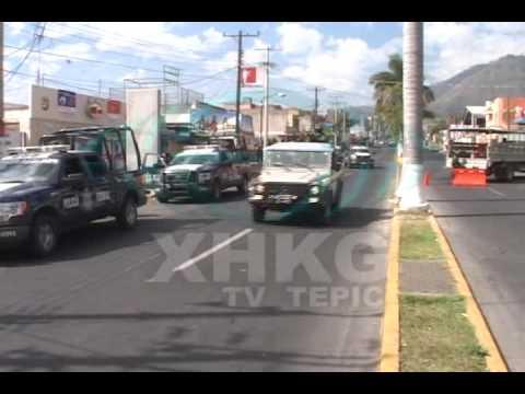 XHKG tv ( Muere '' El Chaguín '' en enfrentamiento )