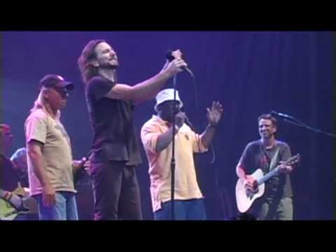 Pearl Jam - Last Kiss video