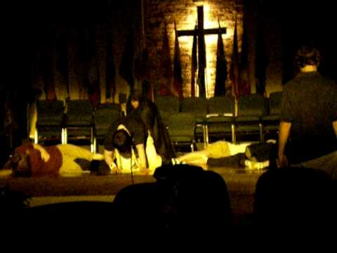 "Perry Hall Christian School - ""Set Me Free"" skit by Drama team PHCS.AVI"