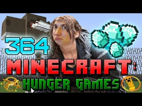 Minecraft: Hunger Games w/Mitch! Game 364 - Dinosaurs In Minecraft! klip izle