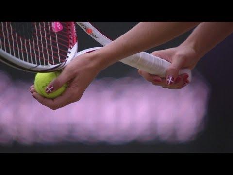Hantuchova (SVK) v Wozniacki (DEN) Women