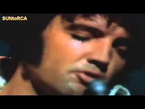 Elvis Presley - Bridge Over Troubled Water (Jaw Dropping Performance)