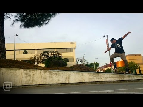 NKA Project: Tips for Filming Skateboarding with A Cell Phone