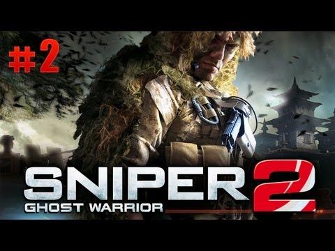Sniper Ghost Warrior 2: La Noche nos Alcanza #2 por KERNEL404 (Live Gameplay/Comentado)