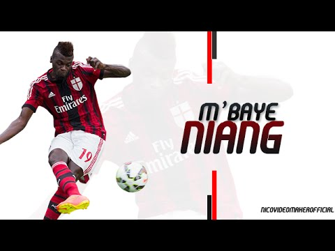 M'BAYE NIANG - WELCOME BACK TO A.C MILAN