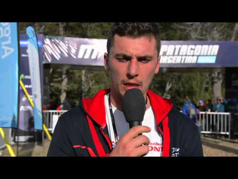 Mondiale MXGP Alessandro Lupino   Intew  post gara   Argentina 2016