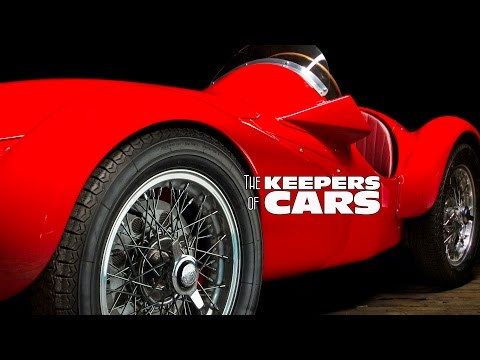 A friend of mine is making a video series about very rare cars and their owners. The production value is incredible for a one/two person job and i think it deserves more views!