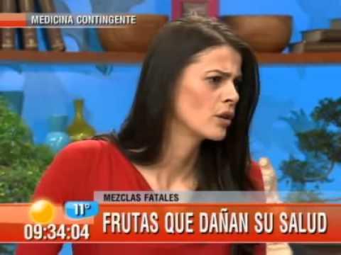 Misión Bienestar: Cuidado con la mezcla de frutas.wmv