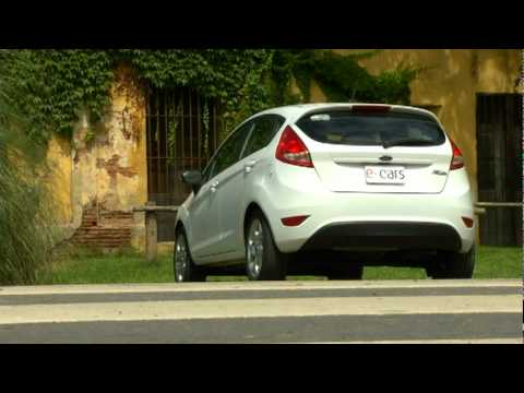 e-cars   test drive del Ford Fiesta Kinetic Design