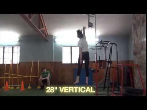 Corexcell Sprinter Anna Robinson RECORD Jumps