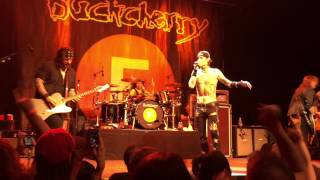Buckcherry Say Fuck It Live