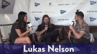 Live with Lukas Nelson at ACL!