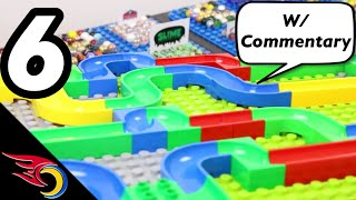 Marble Race: M&H x Toy Racing Summer Games 2019 Event 6 (Final Event): Hubelino Marble Maze