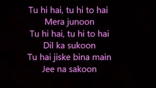 download lagu Tu Hi Hai Lyrics Half Girlfriend gratis