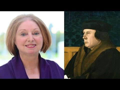 Hilary Mantel talks about Thomas Cromwell