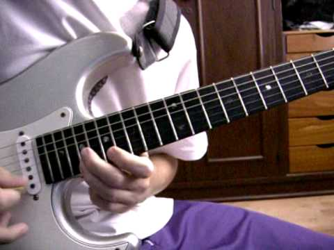 Canon Rock Funtwo Version - Guitar Lesson