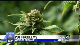 Airway Heights neighbors concerned about new marijuana grow