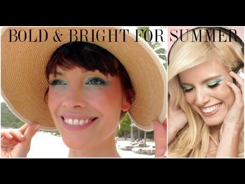 Tutorial: Bare Minerals Spring 2013