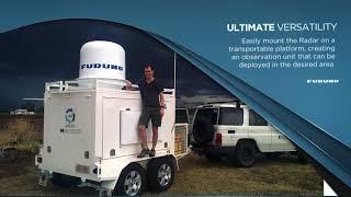 Furuno Solid State Doppler Weather Radar