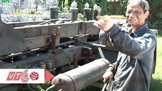 Chế tác máy từ phế liệu, lão nông kiếm bạc tỷ   VTC