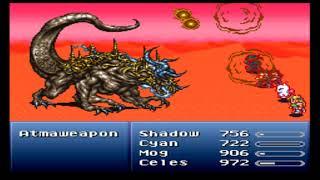 Final Fantasy VI (III) - Brave New World Mod + Nowea Difficulty Patch: Episode 39.