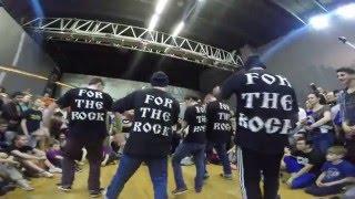 Pokaz Rockingu na BoS 2016 by Dynasty Rockers & For The Rock