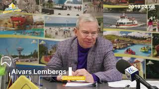 """Lembergs: """"Budžets plānots piesardzīgi, bet gaidīt ilgāk vairs nedrīkstējām."""""""
