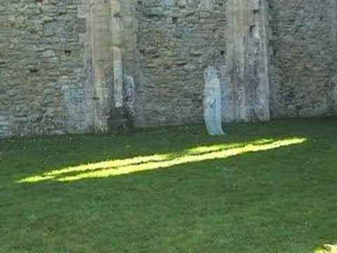 A Ghost at The Abbey (2nd version)