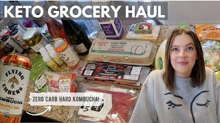 Keto Grocery Haul! // Trader Joe's & Sprouts!
