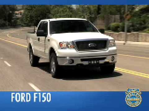Ford F150 Review - Kelley Blue Book