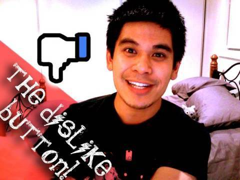 The DISLIKE BUTTON!! (on Facebook)