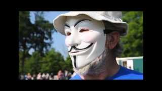 Anonymous at Bilderberg 2013 - Truthloader