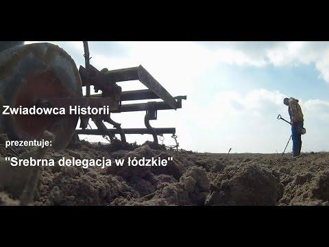 Srebrna Wyprawa W łódzkie - Zwiadowca Historii Wykopki Treasurer Hunting