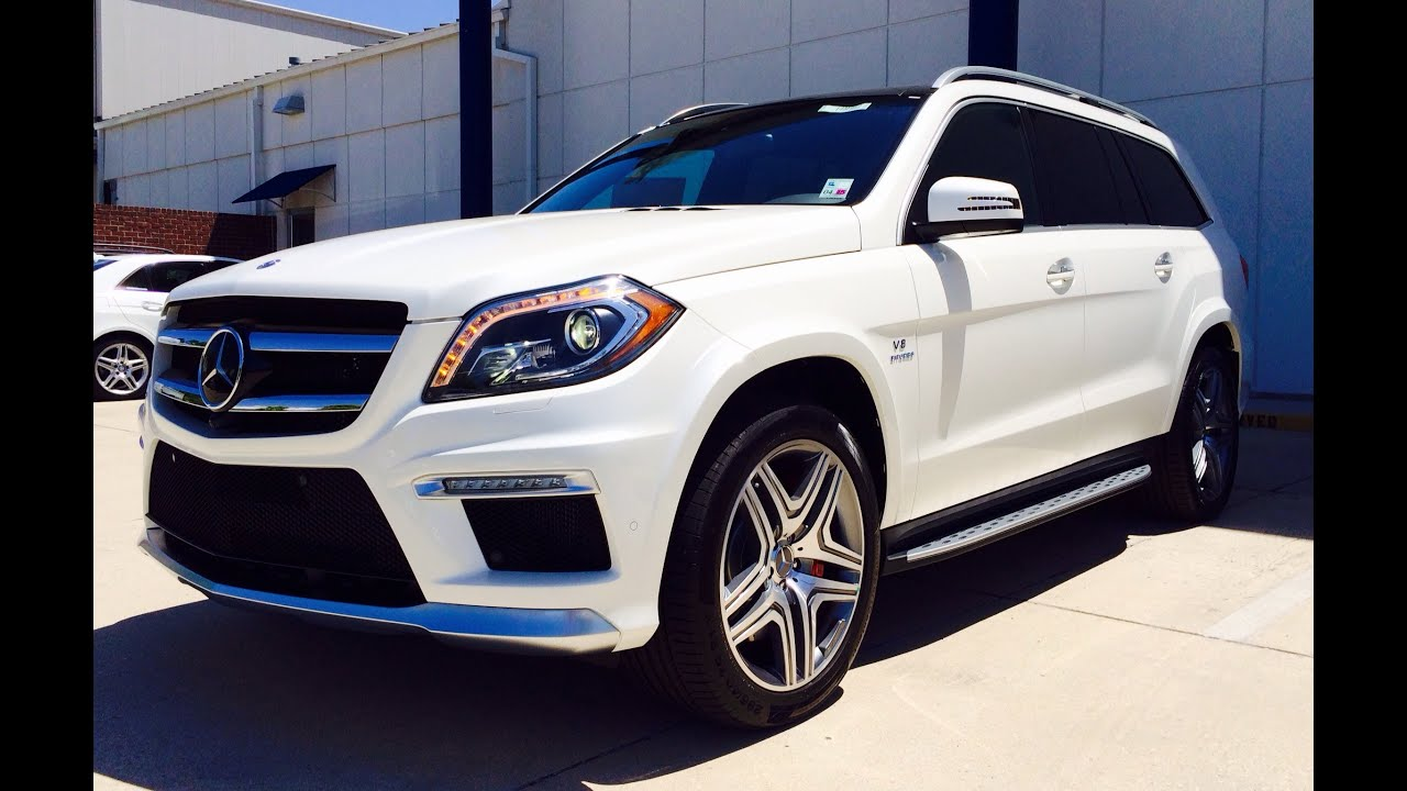 2014 2015 Mercedes Benz Gl63 Amg Exhaust Start Up Amp In