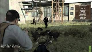 Arma 2 (DayZ): The Airbase Expedition -pt1