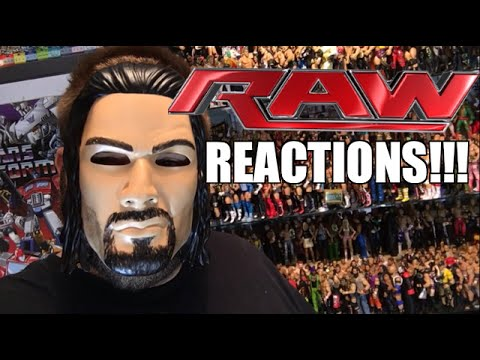 WWE RAW REACTIONS: Roman Reigns Returns For Triple H! Full Show Results and Review 3/14/16