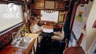 After Incarceration, a Changed Man Finds Freedom in His Off Grid Tiny House